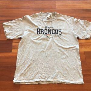 NFL DENVER BRONCOS T SHIRT NWOT SZ L